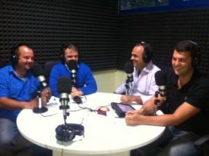 David Gomez - Ivan Besson - Raul Revuelta - Juan Castro