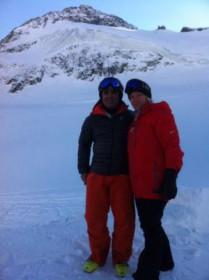 Puente de la Purísima, ¡vámonos a esquiar! Entrevistamos a Chantal Imseng. Repasamos las novedades de las tablas de esquí con Iván Besson.