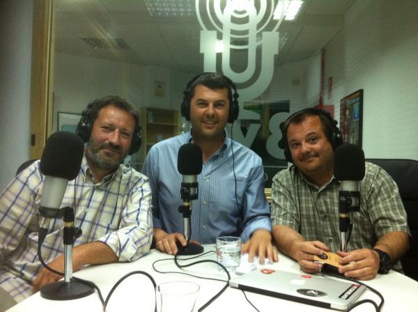 Javier Selva - Juan Castro - David Gómez