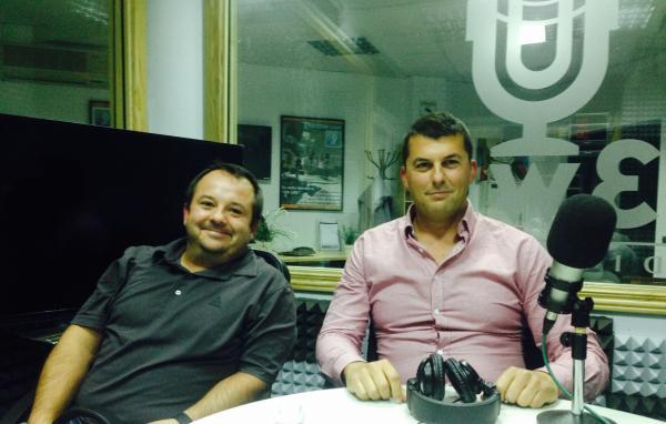 David Gomez y Juan Castro