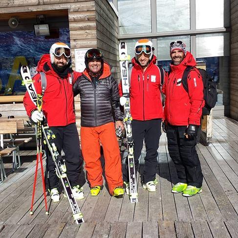 Jon Santacana, Raul Revuelta, Miguel-Galindo